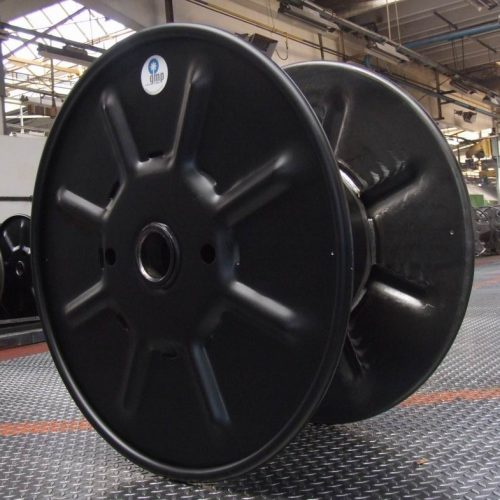 Single Wall steel reel 760 mm