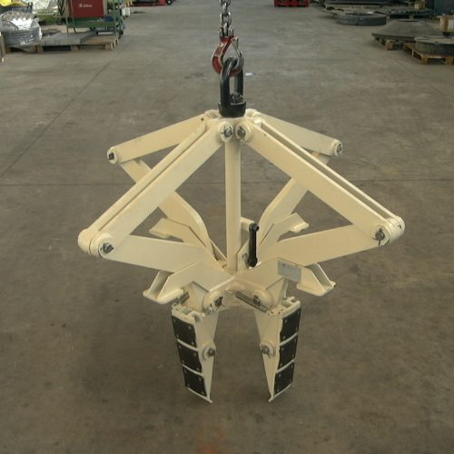 Automatic coil lifter