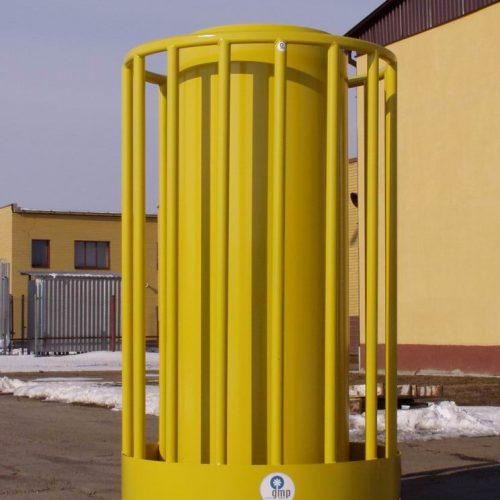 Basket: basament for forklift