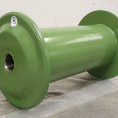 Conical green barrel