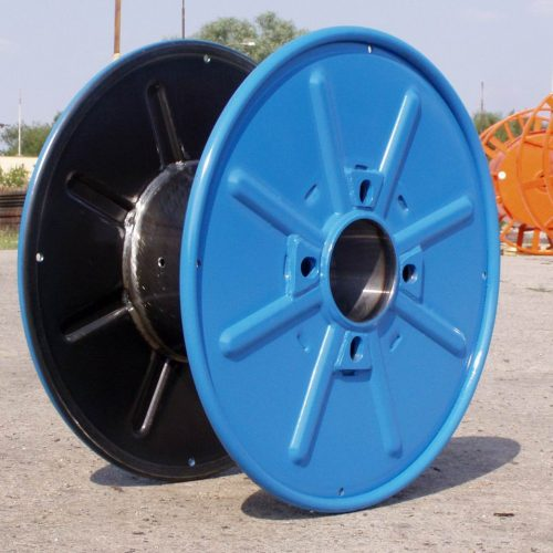 Customized driving steel reel