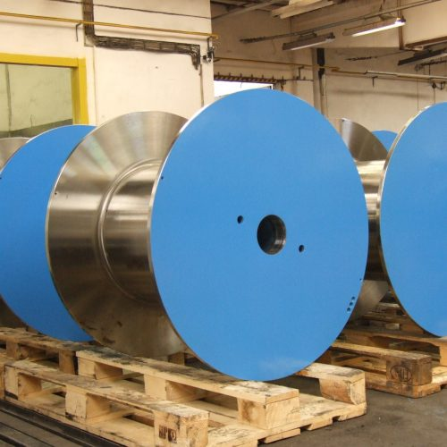 Industrials reels 1000 mm flange