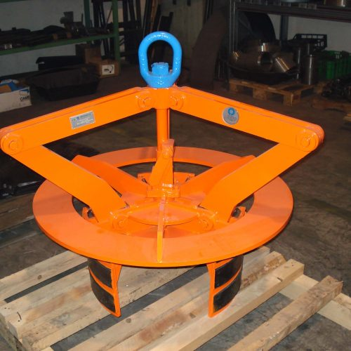 Customized lifting coil