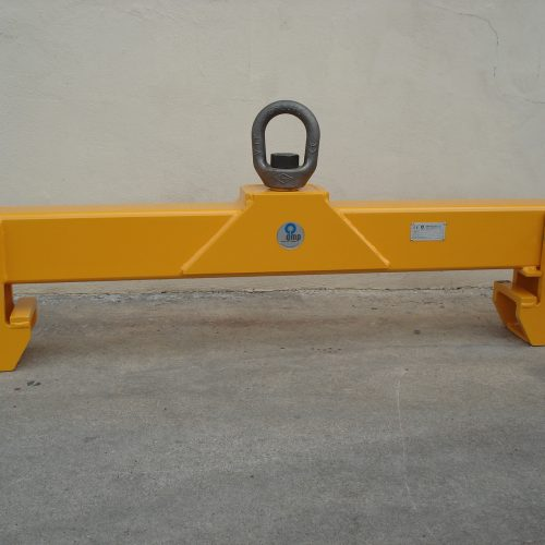 Lifting device: horizontal big reel