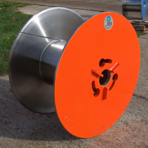 Steel reels for sale with driving holes